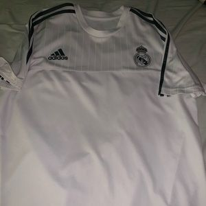 Real Madrid Training Kit